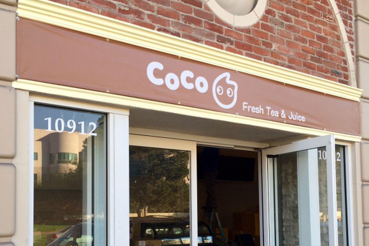 Coco Fresh Tea & Juice Bringing Boba and Fruity Treats to