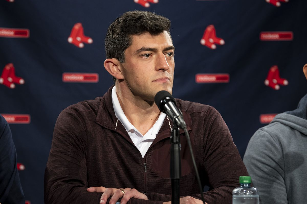 Boston Red Sox End of Season Press Conference