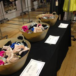 Mixed brands soft bras, 50% off retail