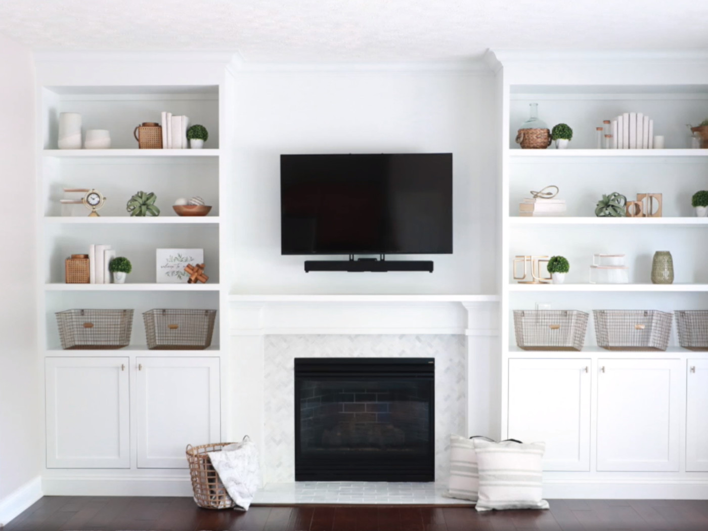 Build A Custom Built In Shelving Unit This Old House