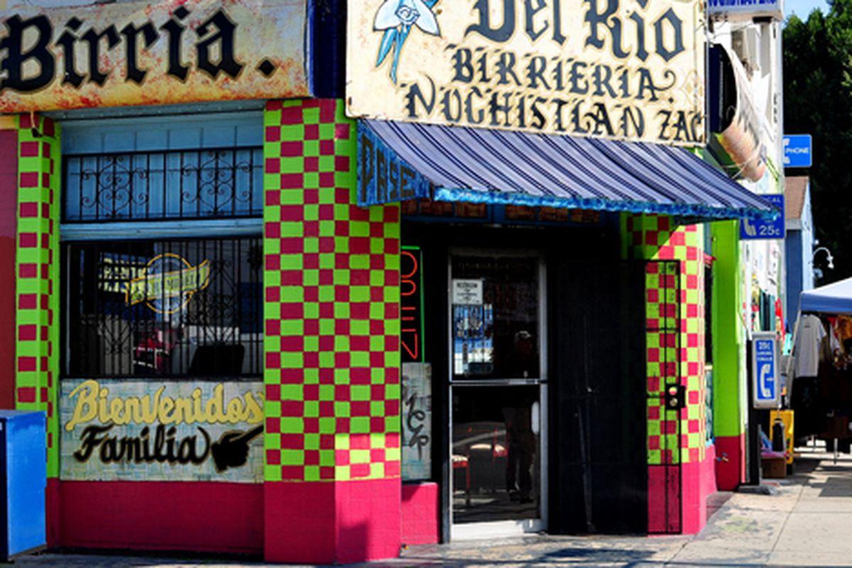 LA: Flor Del Rio
