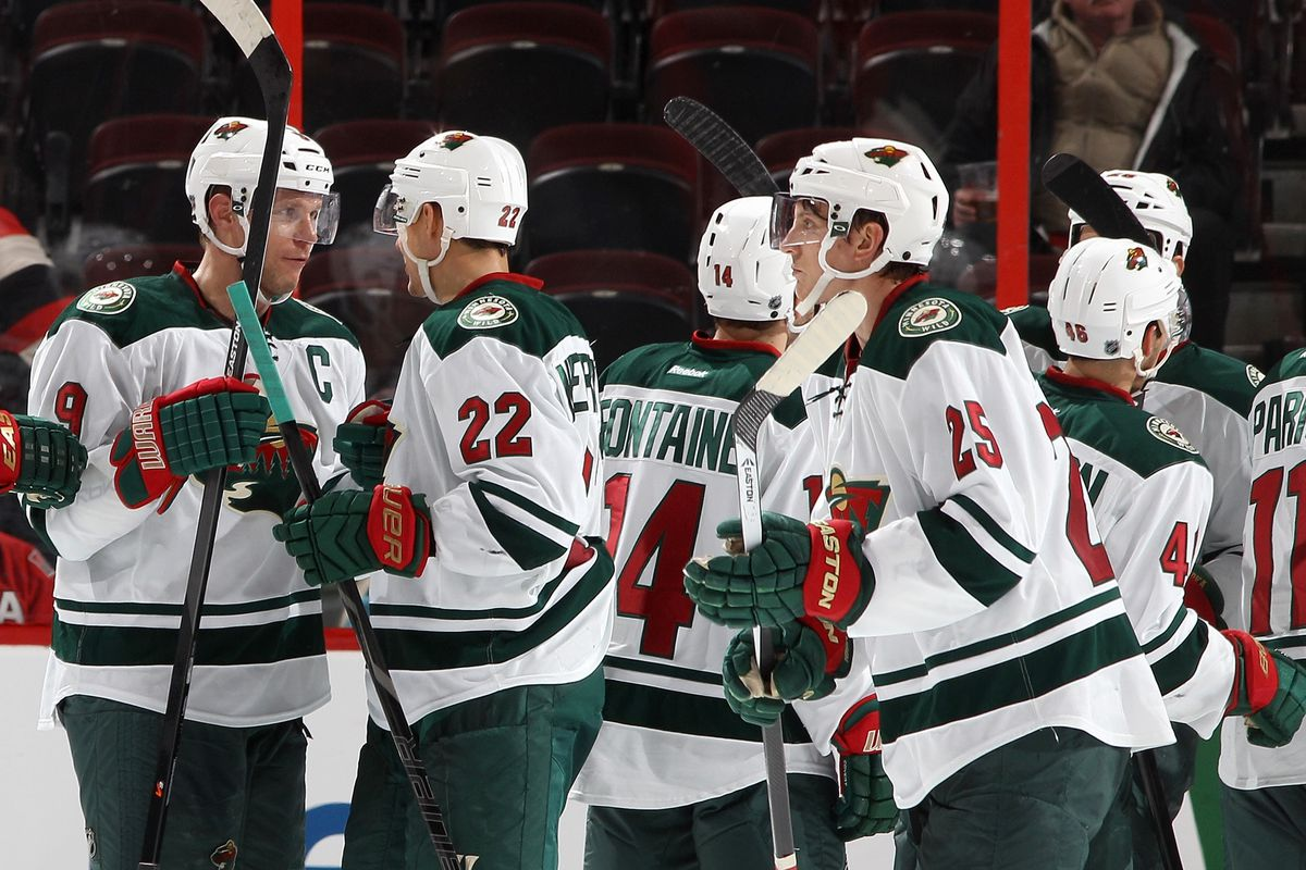 The resilient Wild did a bunch of resilient resiliency stuff.