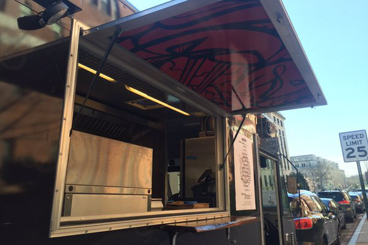 Donburi's food truck