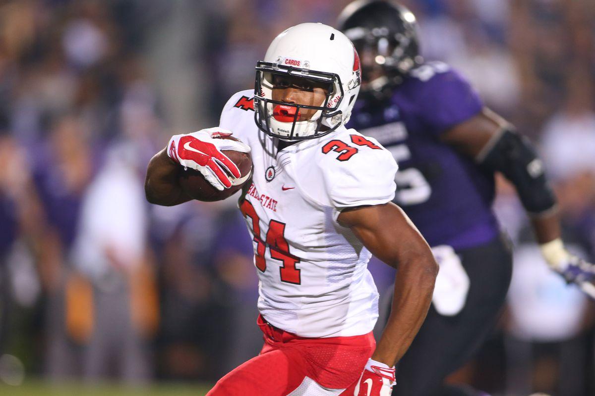 NCAA Football: Ball State at Northwestern