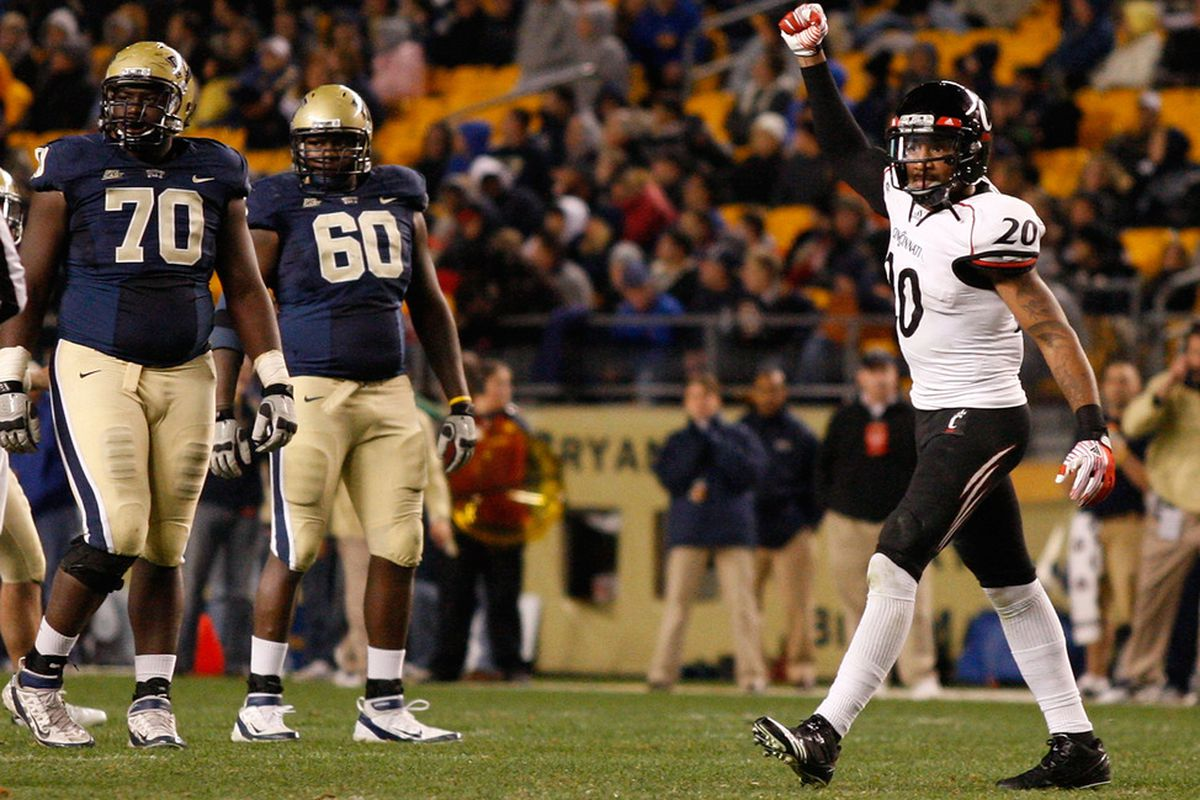 Last year, Cincinnati left Heinz Field with a victory (Photo by Jared Wickerham/Getty Images)