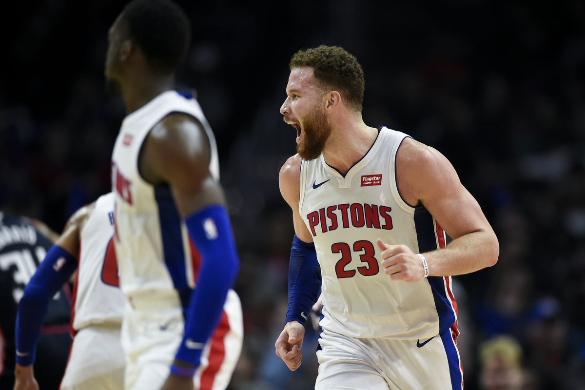 e38c49b211c8 Kelvin Kuo-USA TODAY Sports. You could tell from the opening tip that Blake  Griffin ...