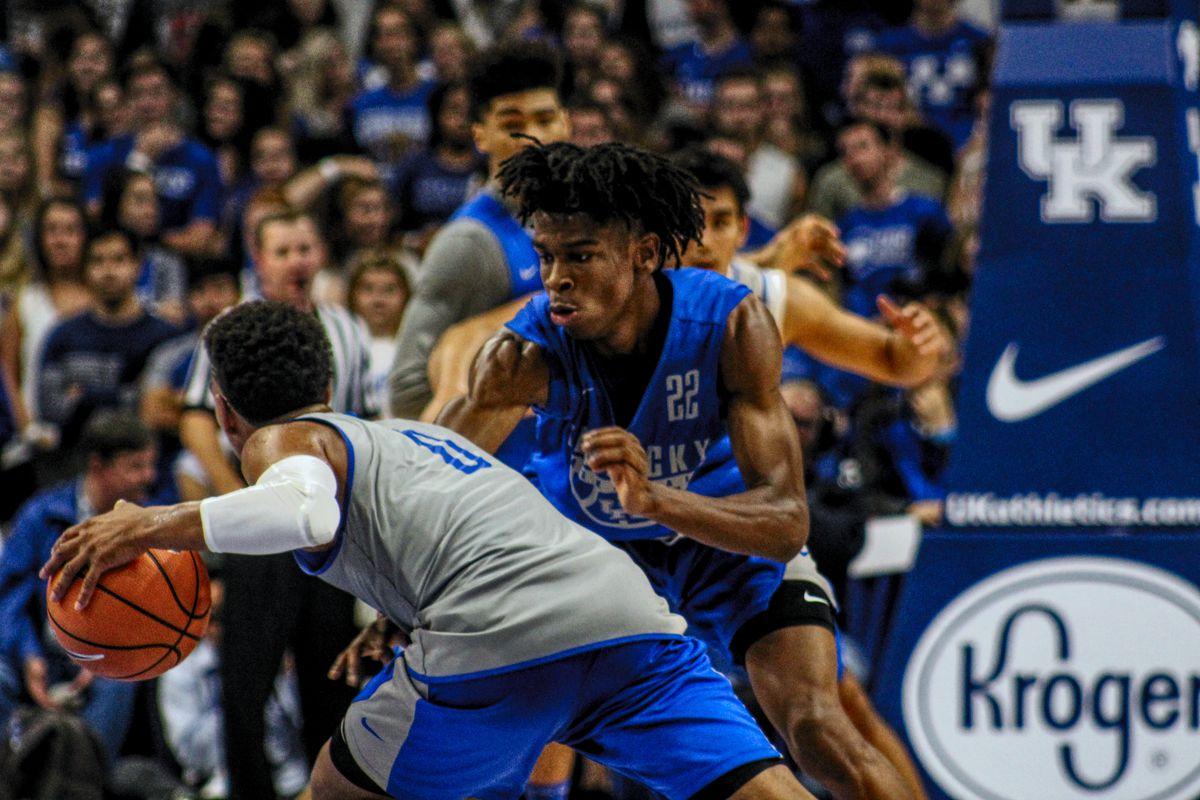 Uk Basketball: Kentucky Wildcats Basketball Vs Morehead State Eagles
