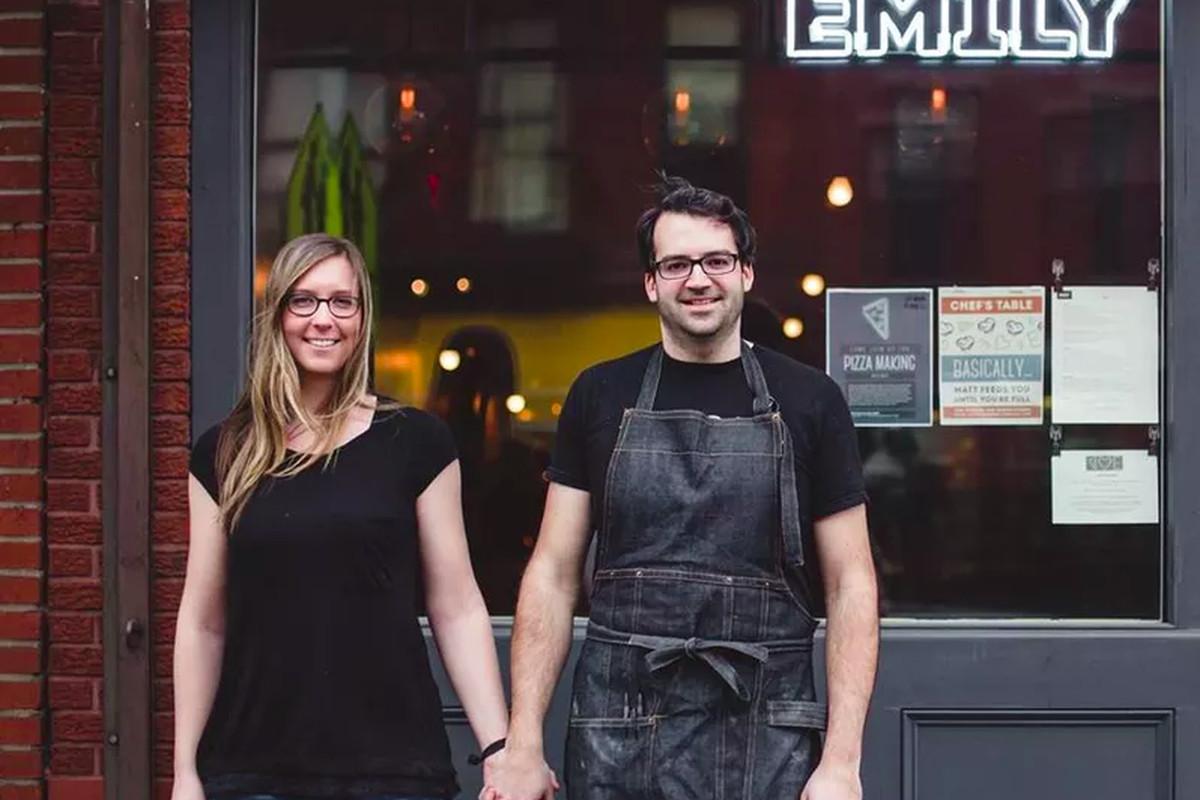 Emily and Matt Hyland