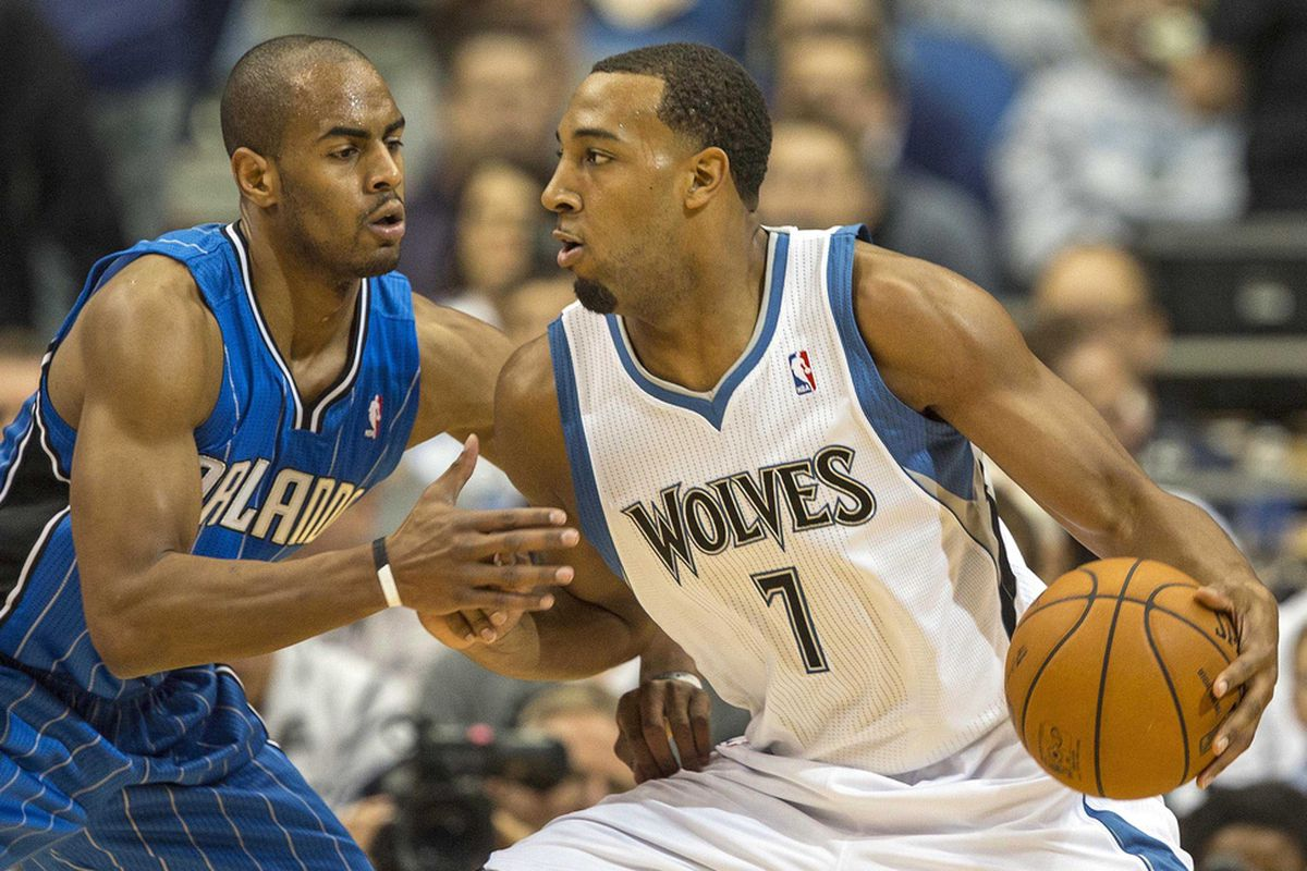 Arron Afflalo and Derrick Williams
