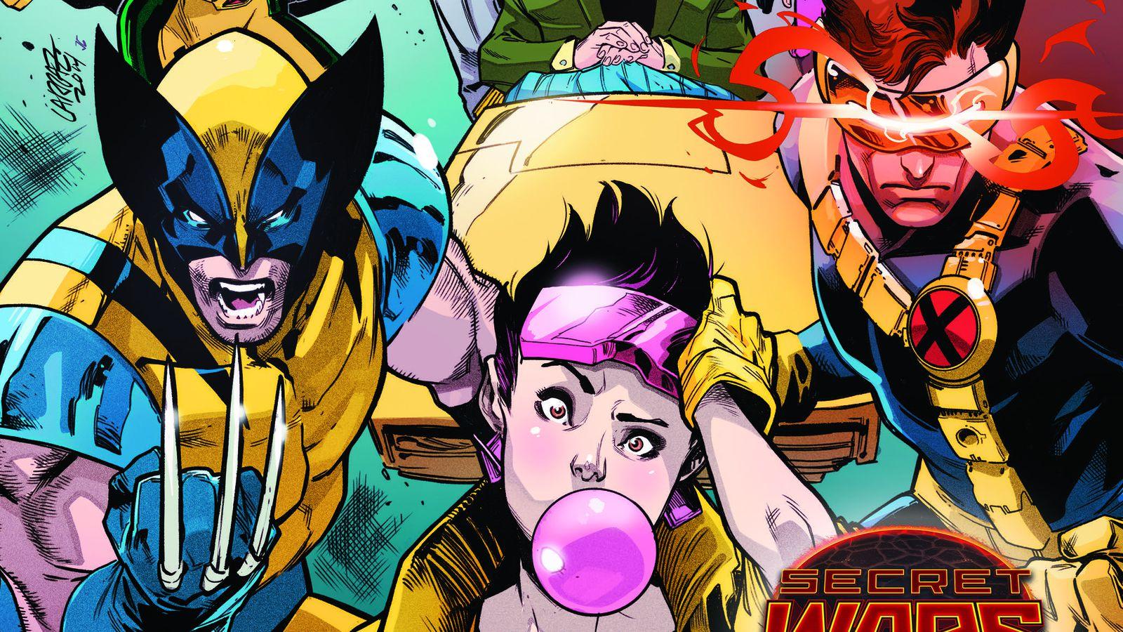 Marvel S X Men 92 1 Will Bring The 90s Cartoon X Men