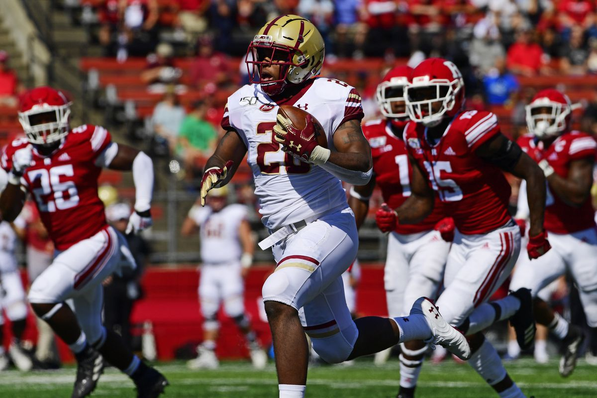 Full recap: Rutgers loses to Boston College 30-16