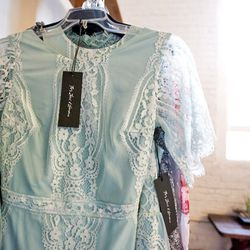 """The For Love & Lemons girl is """"Classy and loves to dress up,"""" Mahin told us."""