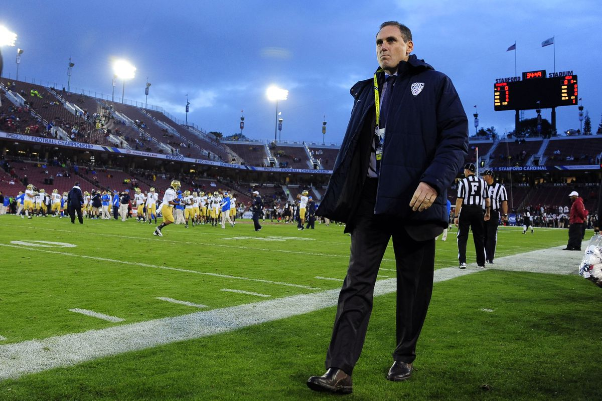 Is Larry Scott making the right moves wrt to DirecTV?