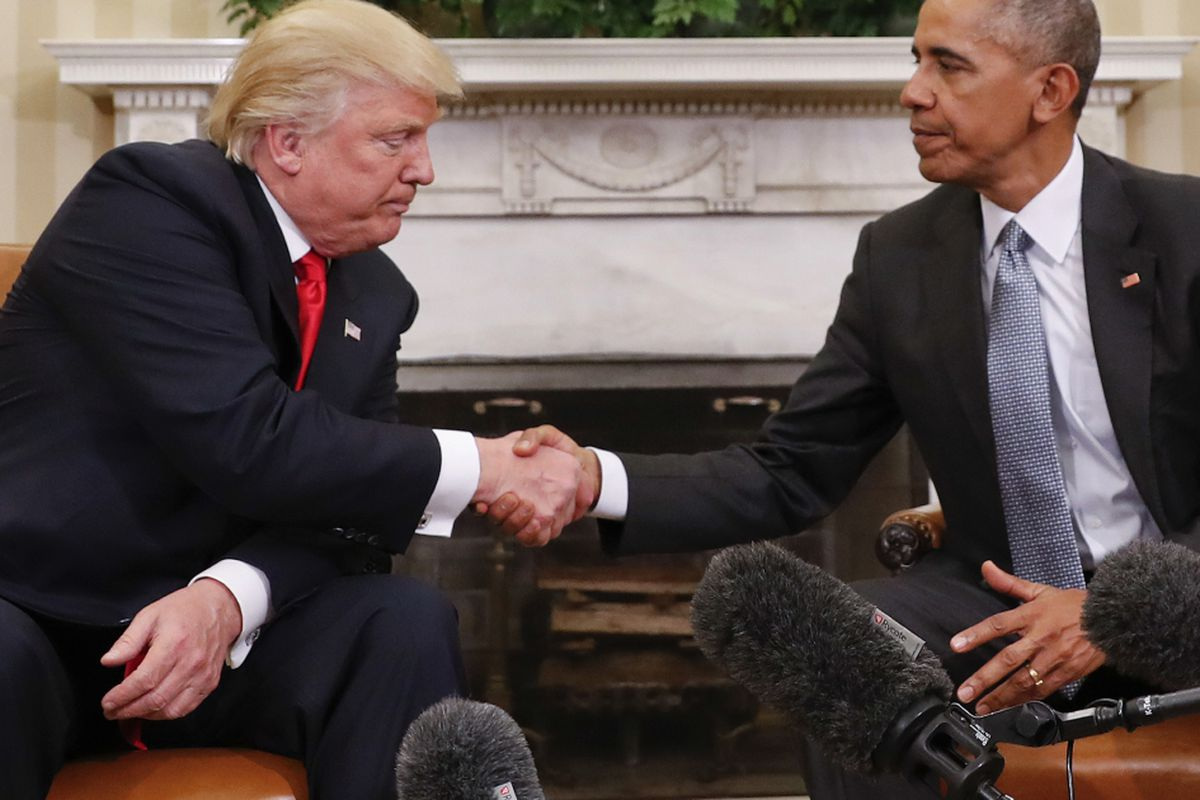 Barack Obama vs. Donald Trump: Contrast becomes clear