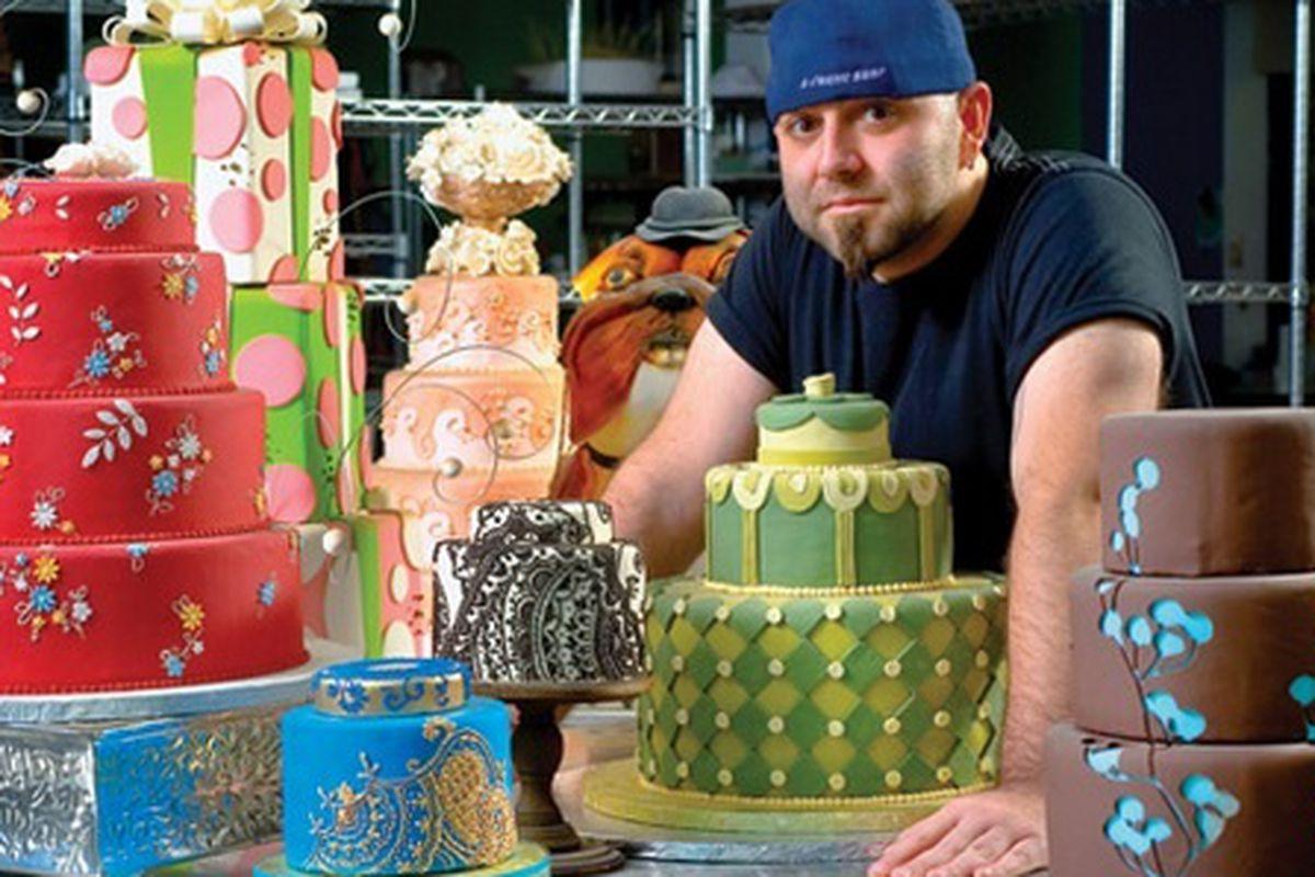 Cakemix Duff Goldman S Cake Decorating Shop In La Eater