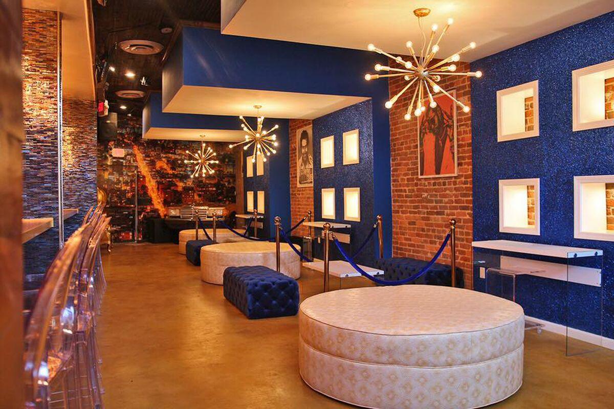 Inside Escobar Restaurant & Tapas.