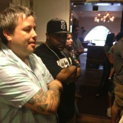 Speer and Bun B discuss the competition