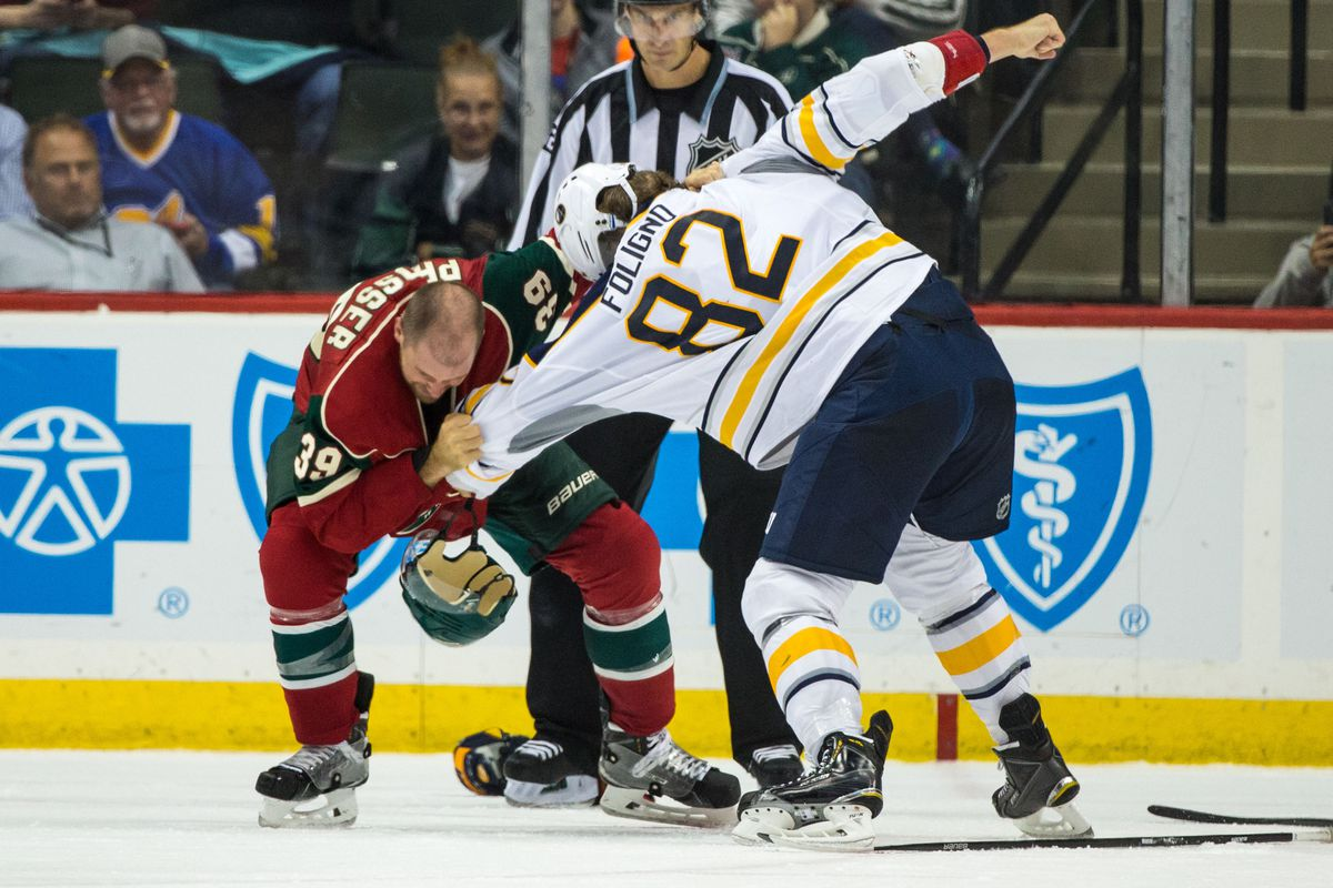 No Prosser tonight, Foligno will have to tussle with someone else.