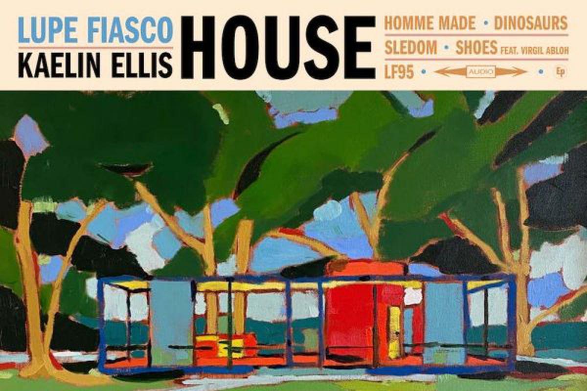 Lupe Fiasco House EP