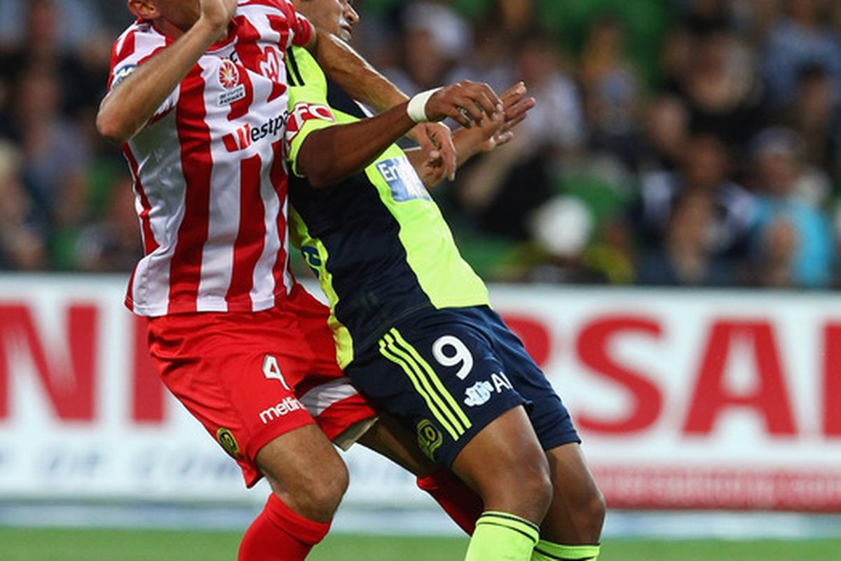 The Melbourne Heart are one of the four teams participating in this meeting between America and Asian teams.