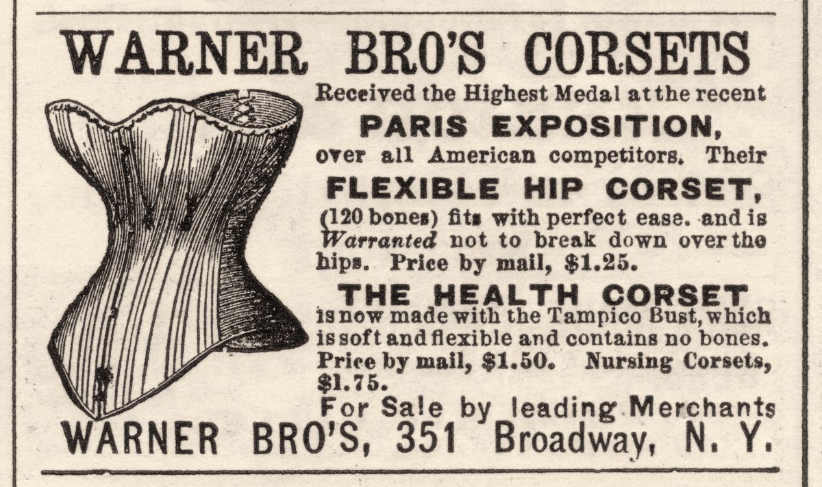 Corsets Were Always Terrible, But Maybe Less Terrible Than