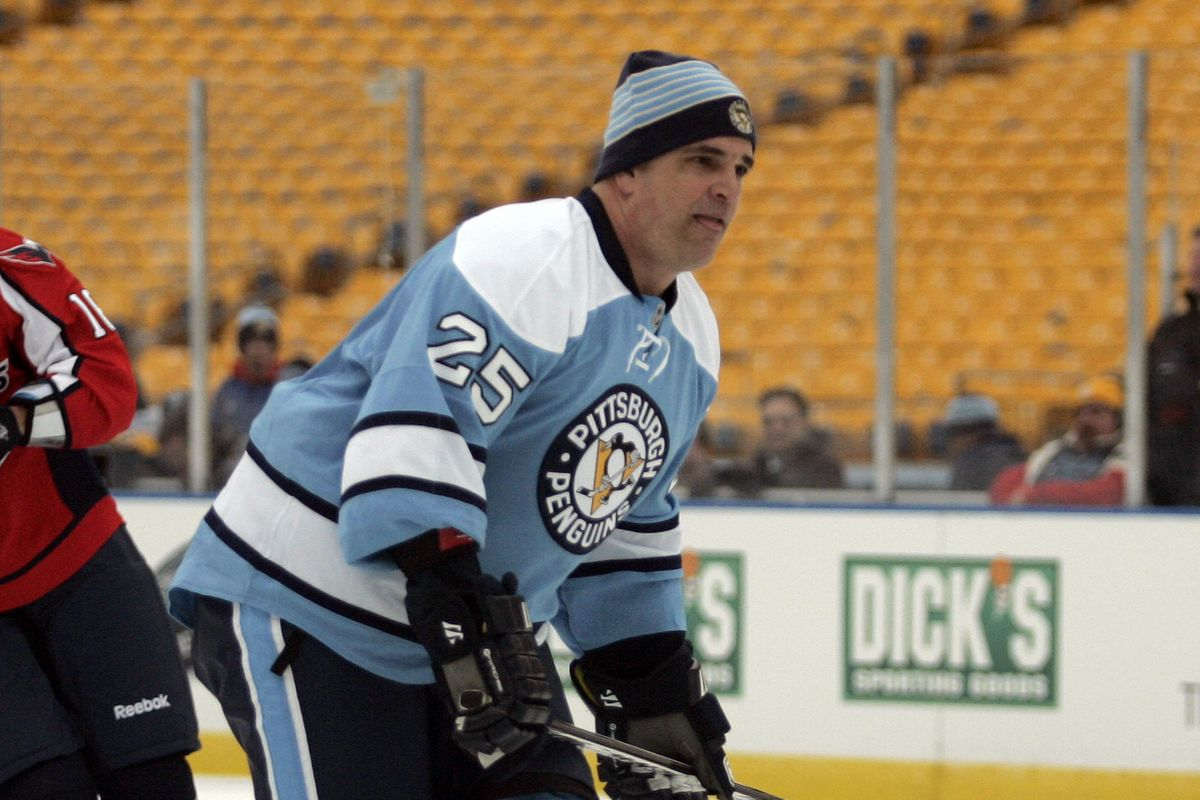 Luke Stevens is the son of former NHLer Kevin Stevens