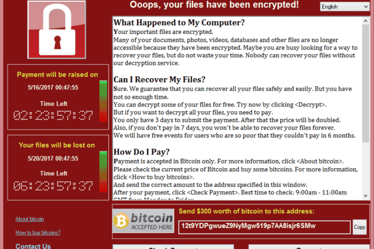 Image result for WannaCry.