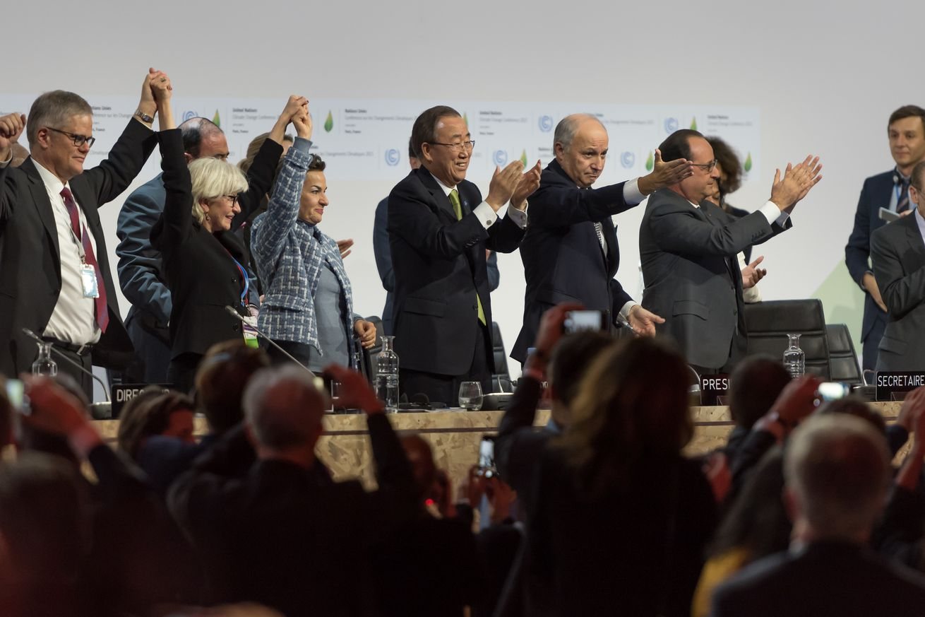 Foreign Affairs Minister and President-designate of COP21...