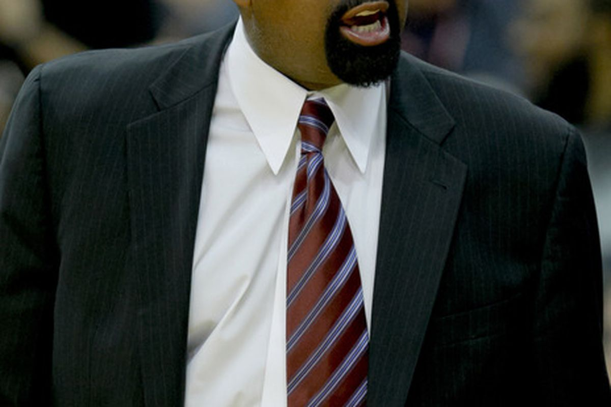 This is the coach of the Knicks. (Credit: Jim O'Connor-US PRESSWIRE)