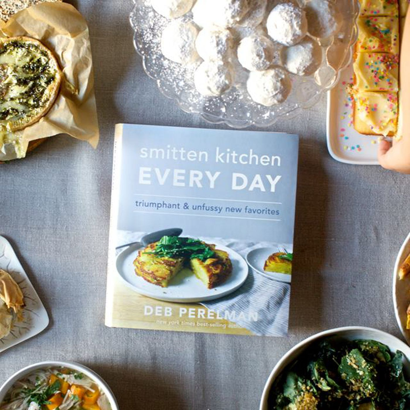 Outstanding Inside Smitten Kitchen Every Day The Second Cookbook From Funny Birthday Cards Online Barepcheapnameinfo