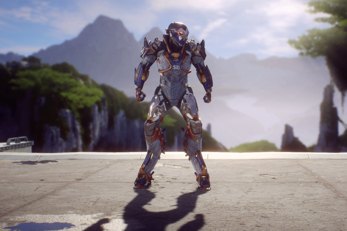 Anthem guide to drops, drop colors, and rarity