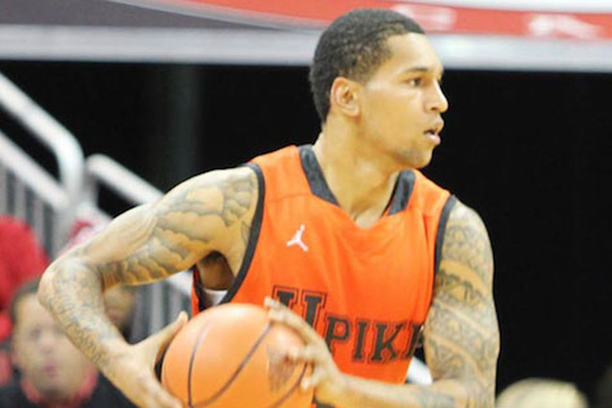 Former Top Prospect Keala King Eyes Potential Chance In NBA D-League ... 6f92a5043