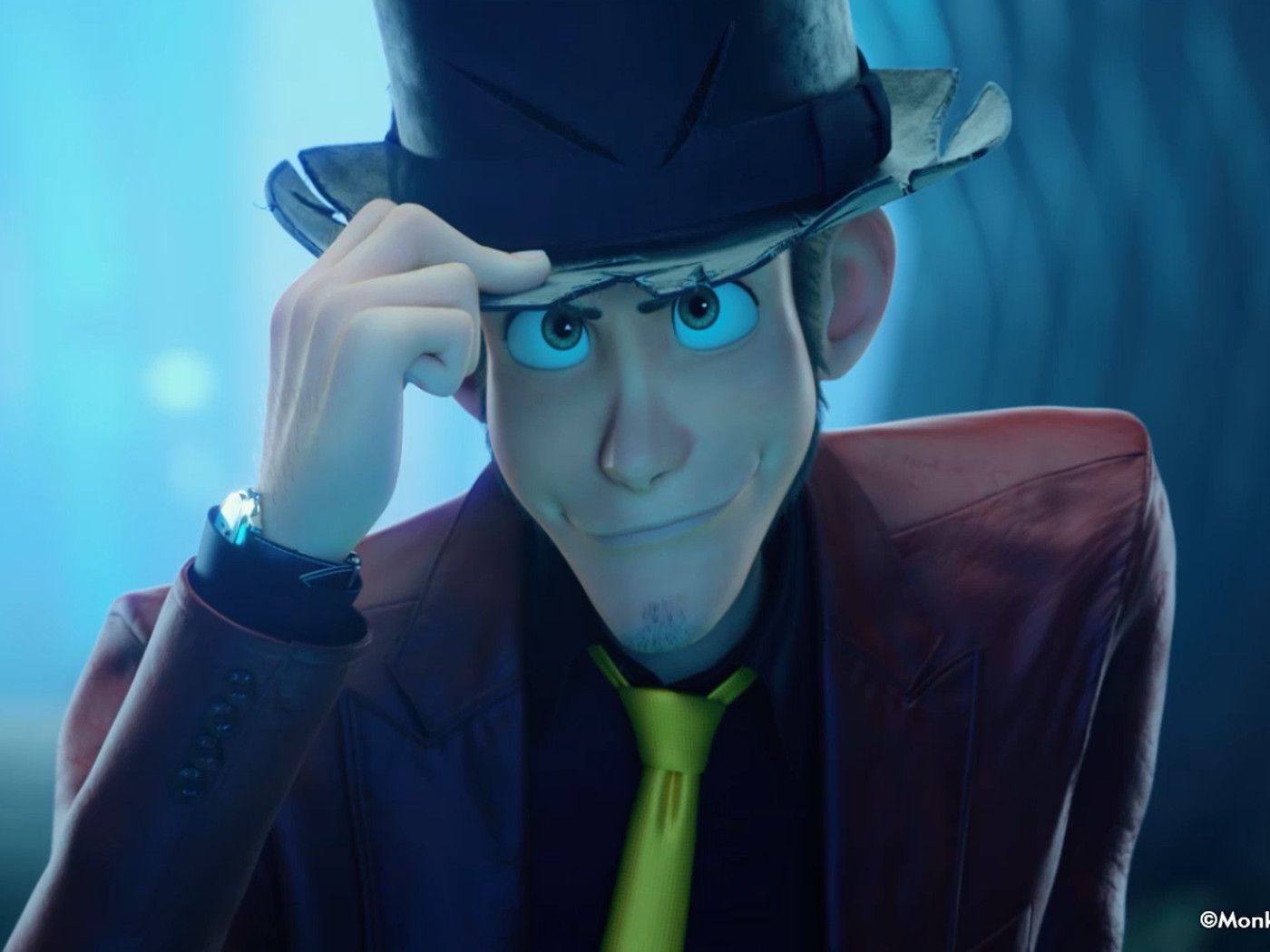 Lupin III: The First review: the perfect holiday adventure - The Verge