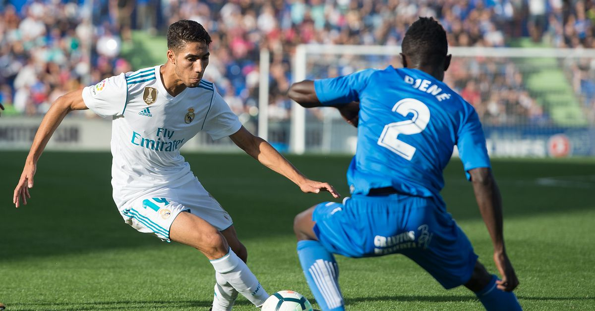 Live Stream Real Madrid Vs Getafe: Real Madrid Vs Getafe 2018 Live Stream: Time, TV Channels