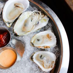 Oysters at Brine.