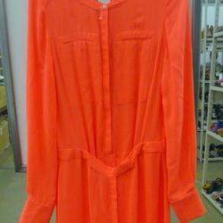 A.L.C. shirt dress, $479