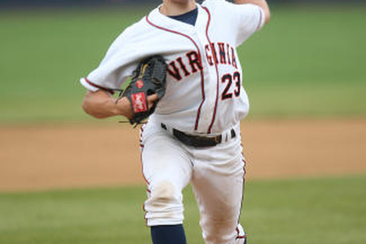 Danny Hultzen and Virginia handled FSU on the road quite well this weekend.