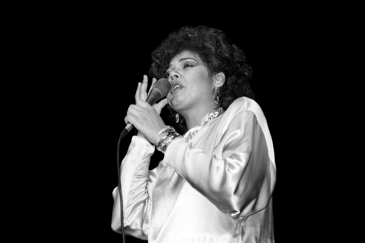 Angela Bofill Live In Concert