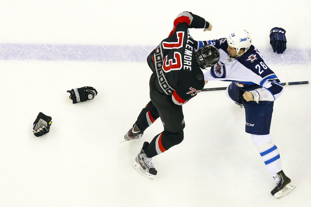 The Hurricanes and Jets are in a battle for the Southeast Division
