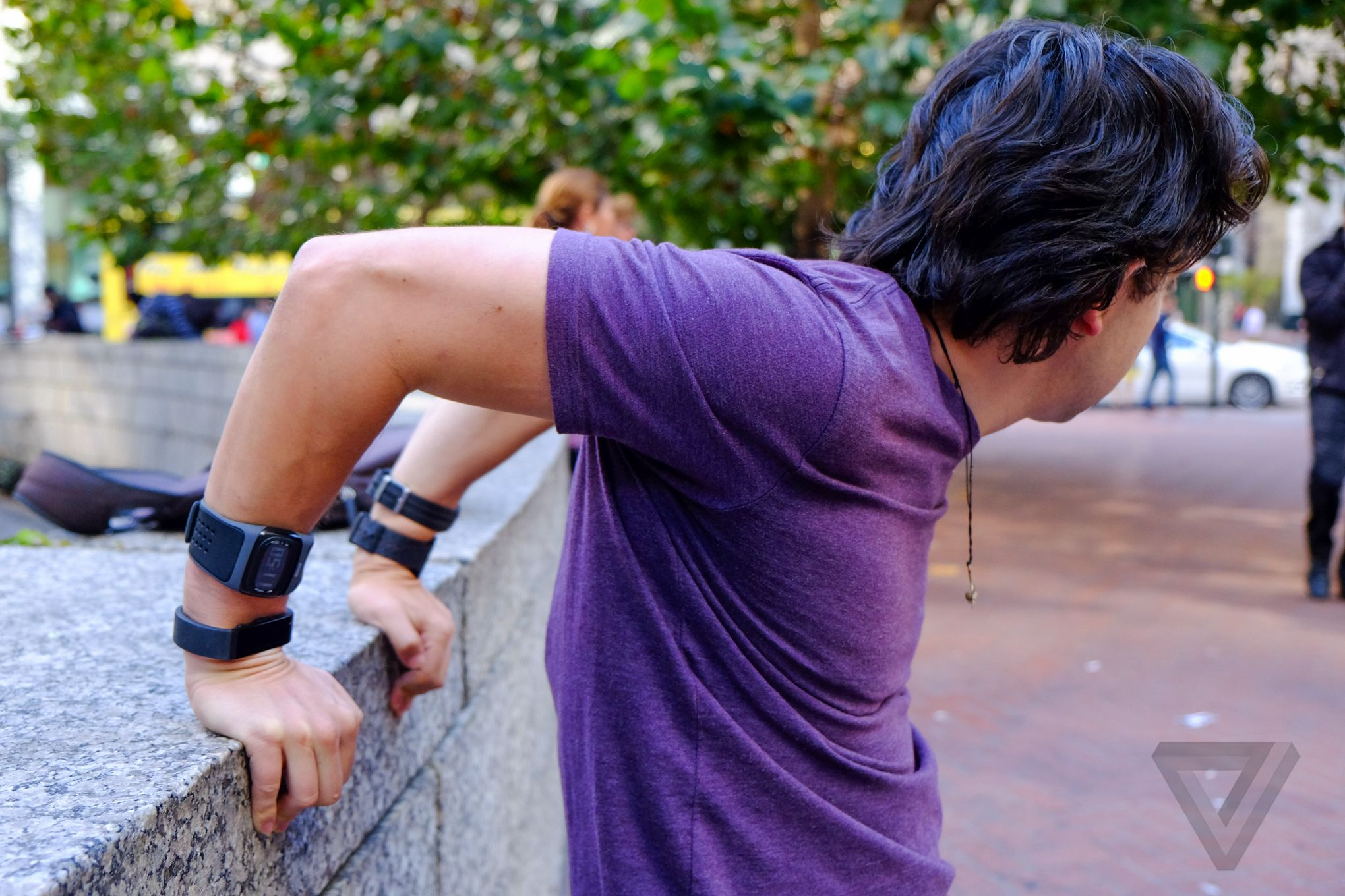 Fitness trackers for workouts