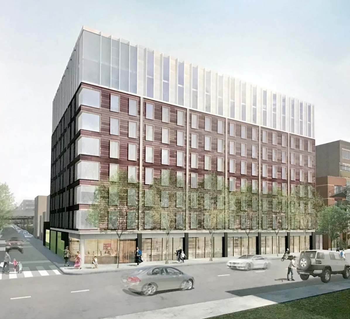 University Of Chicago Dorms Among Projects Seeking City