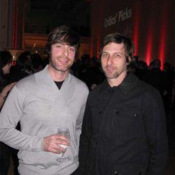 Matt Eisler and Kevin Heisner from Bangers & Lace