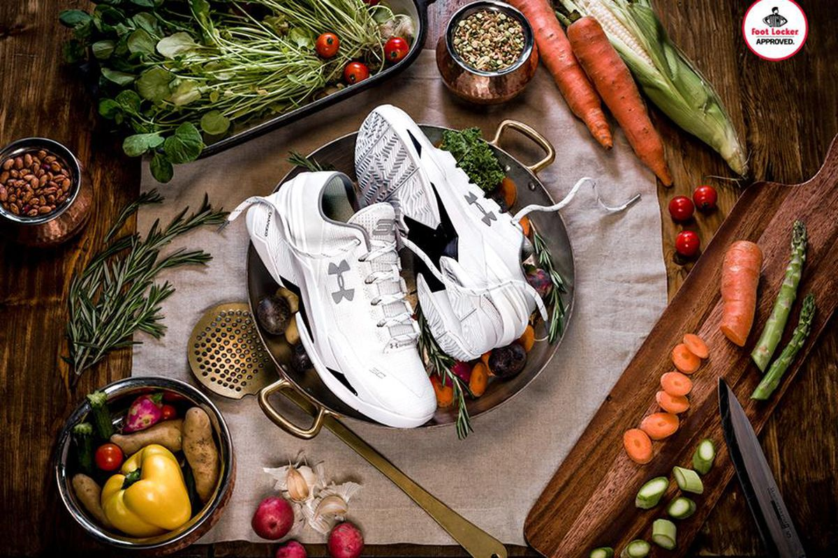 Steph Curry s New  Chef  Sneakers Roasted Mercilessly - Eater 7d2478a69e5f