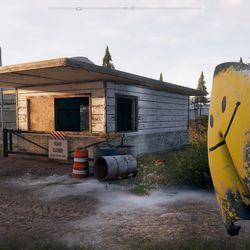 Far Cry 5 PIN-KO Radar Station silver bars