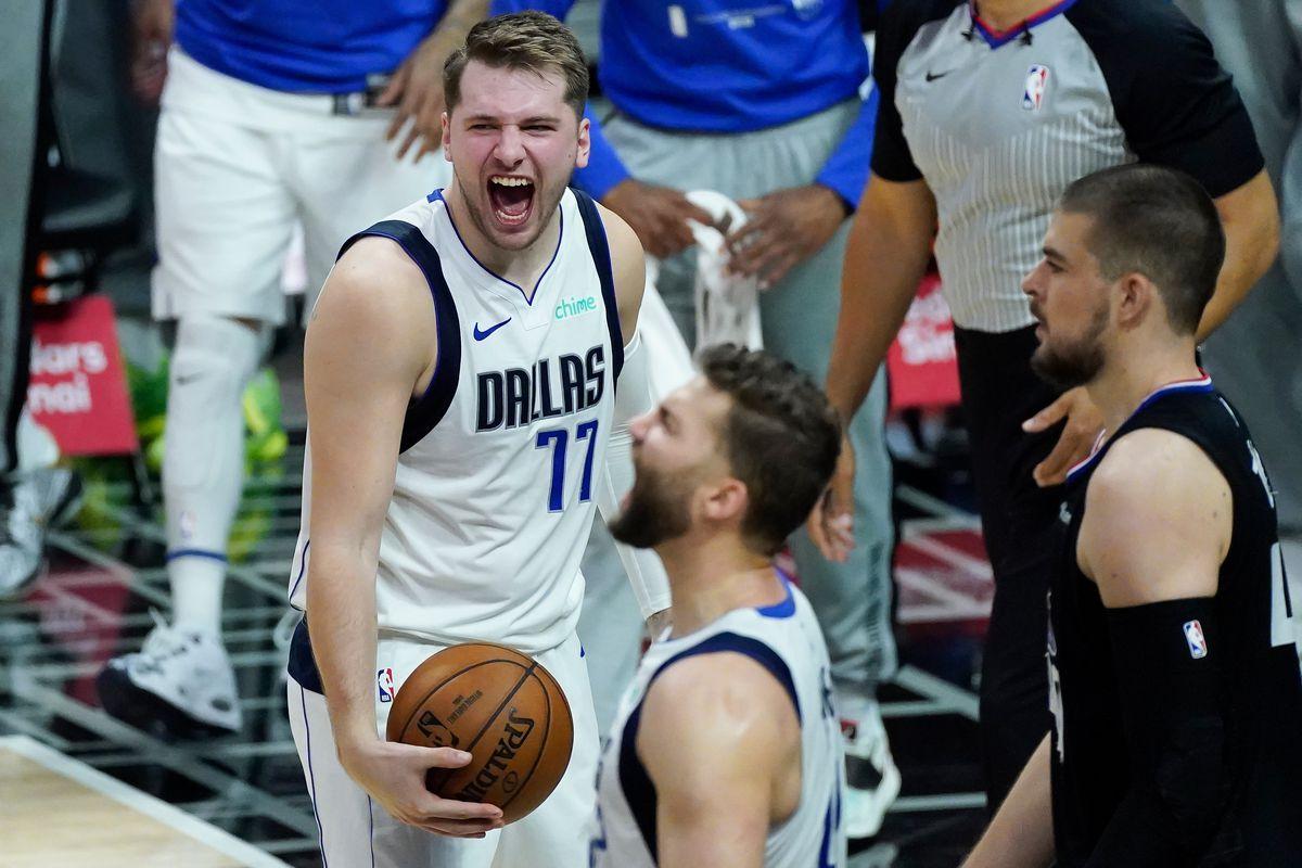 GAME THREAD: Dallas Mavericks vs. Los Angeles Clippers, Game 3 - Mavs  Moneyball