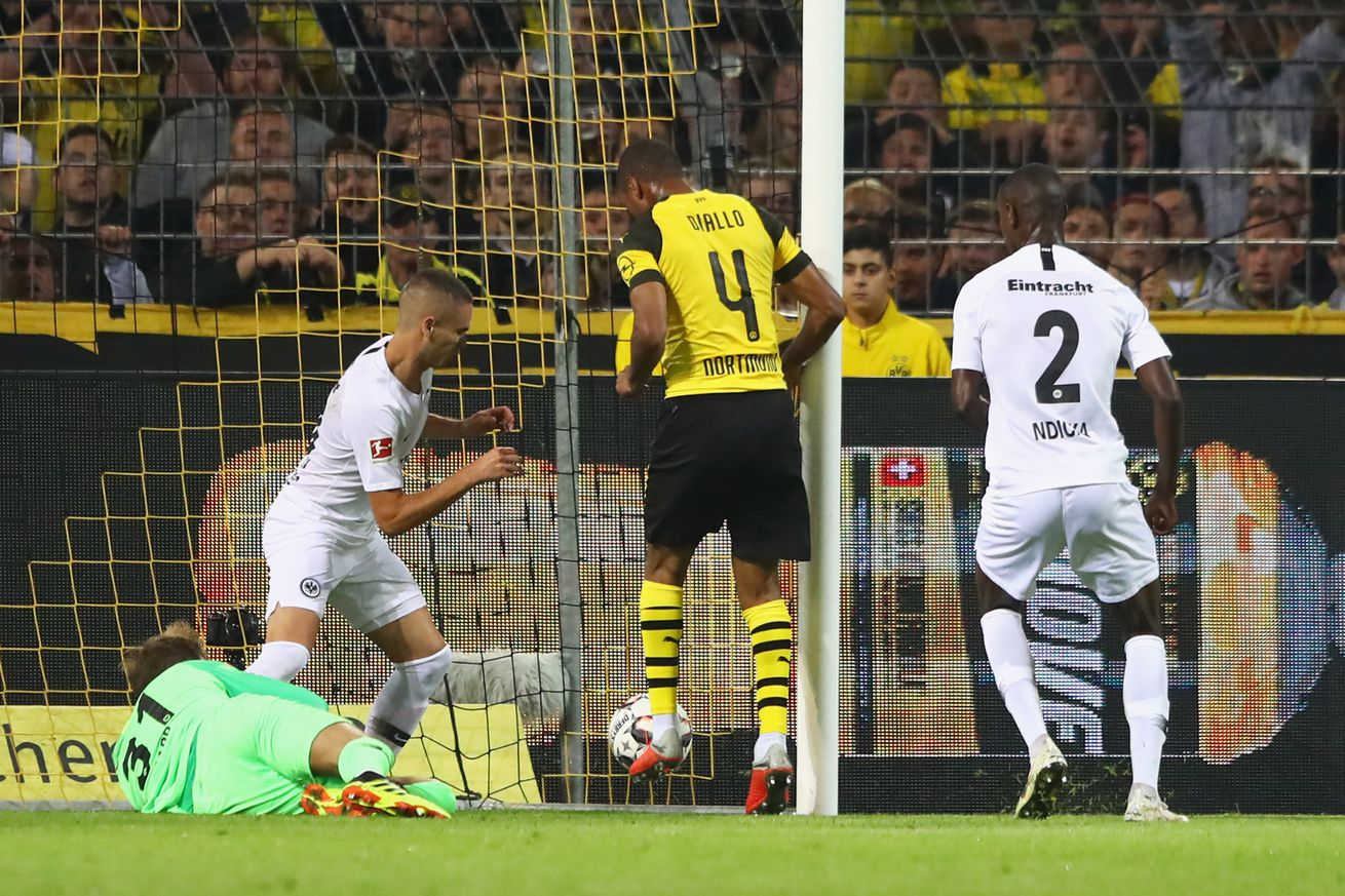 What Diallo?s Departure Means for Borussia Dortmund