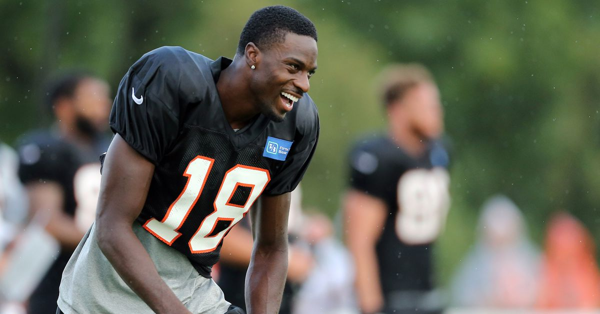 A.J. Green guarantees he'll be a Hall of Famer; wants to be the best of all-time