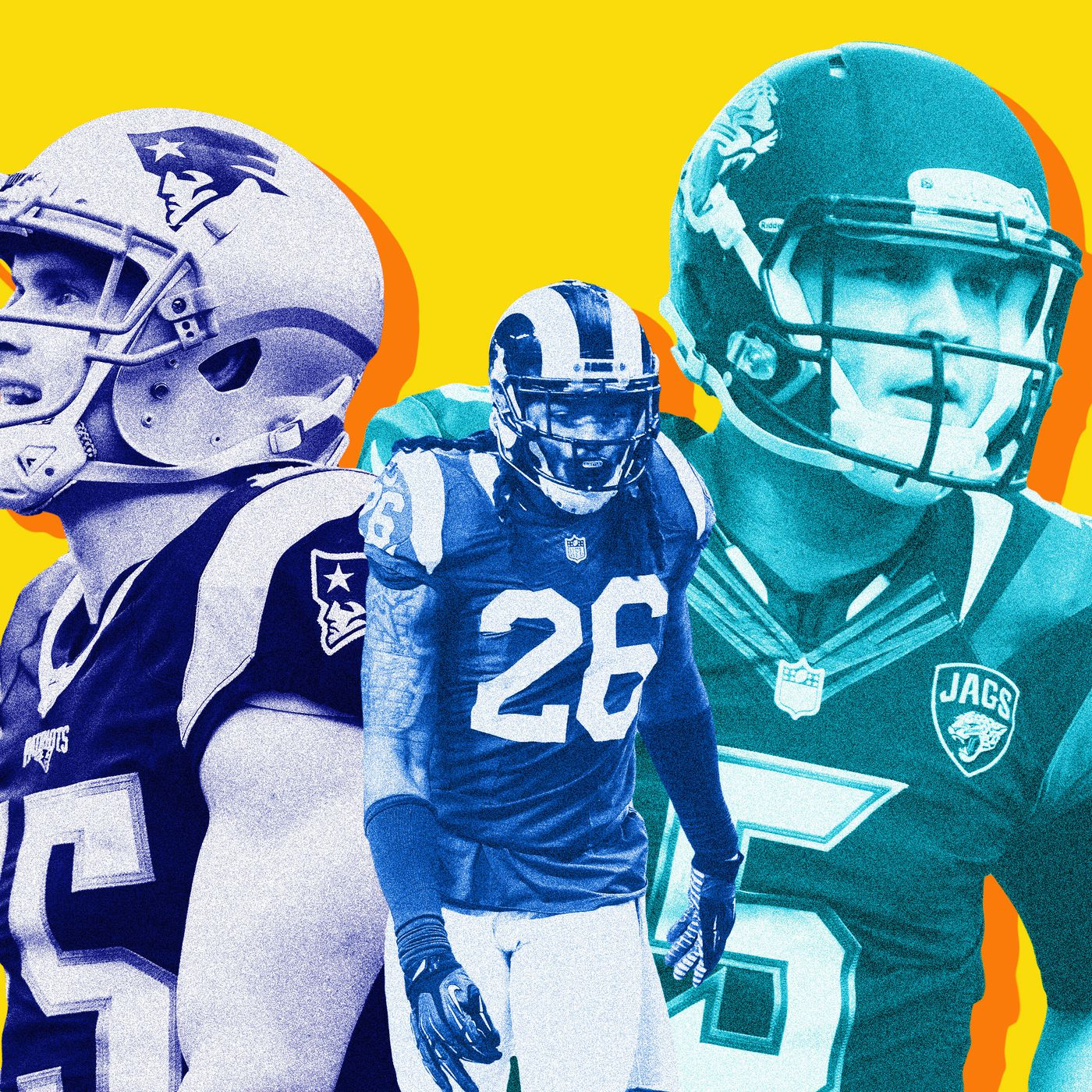separation shoes 1cbca 995ed Which Units Could Doom Some of the NFL's Top Contenders ...
