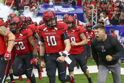 NCAA Football: Mississippi at Texas Tech