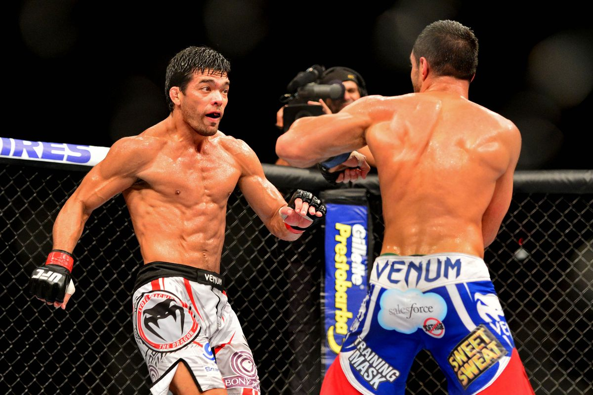UFC Fight Night 36 ratings for...